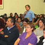 Gilberto Pérez da su opinon acerca del infrome