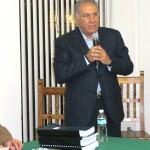 dirigente de la CTM en el Estado, licenciado Emilio de Jesús Ramírez Guerrero