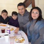 David Sanchez y Familia