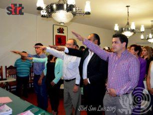 René Ruelas Pedroza es electo en STIRT San Luis Potosí