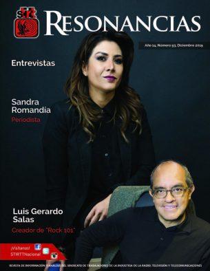 """""""Visión ,rigor y profesionalismo con Sandra Romandia en Resonancias STIRTT"""""""